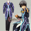 Tales of Xillia Jude Mathis Game Cosplay Costume Adult Mens Halloween Carnival Costume Cosplay