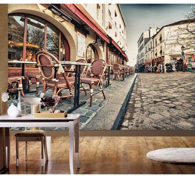 Kustom Foto Wallpaper Kota Jalan Pemandangan Wallpaper