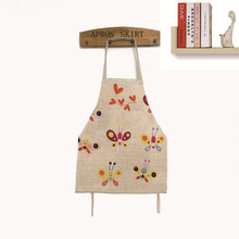 2017 Lovely Cooking Apron Funny Novelty BBQ Party Apron Naked Men Women Butterfly Cheeky Kitchen Cooking Apron Delantal avental