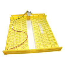 New 132 Eggs Bird Incubation Automatically Turn The Eggs Parrot Quail Hatching Tray Poultry Incubation Equipment