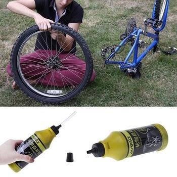 400 ML llanta de bicicleta MTB reparación de neumáticos pegamento para neumático herramienta de sello de protección sellador de punción motocicleta bicicleta parche de neumáticos herramientas de bicicleta