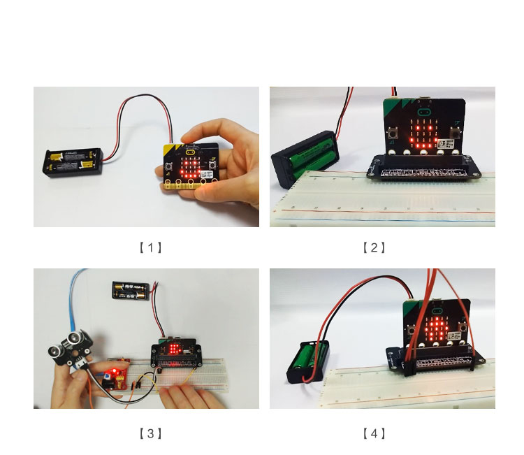 FZ3226 microbit Battry Case holder (5)