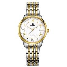 CASIMA Марка Часы человек Кварцевые Часы Мода мужчина смотреть водонепроницаемый 50 м Наручные часы #5125