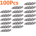 100Pcs RC AirPlane Pushrod Linkage Stoppers Servo Connectors D2.1mm D1.8mm D1.5mm D1.2mm RC Parts Remote Control Helicopters
