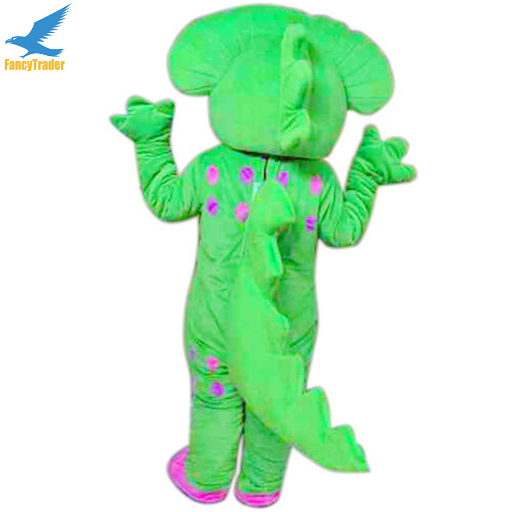 Fancytrader Top Selling Dinosaur Baby Bop Mascot Costume Fancy Dress Outfit Adult Size Many Models-in Menu0027s Costumes from Novelty u0026 Special Use on ...  sc 1 st  AliExpress.com & Fancytrader Top Selling Dinosaur Baby Bop Mascot Costume Fancy Dress ...