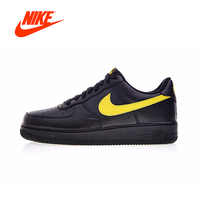 wholesale dealer 89366 2dfbd Original New Arrival Authentic Nike Air Force 1 07 LV8 Low Mens  Skateboarding Shoes Sport Sneakers Good Quality AA4083-002