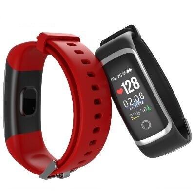 Nouvelle bande À Puce M4 smart bracelet coeur taux sang pression montre smart watch Fitness tracker smart bracelet PK mi bande 3 Pk mi bande 2