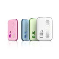 New Nut Mini Smart Finder Smart Anti Lost Alarm Finder Bluetooth Tracking Bag Key Find Locator