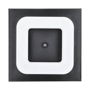 Image 5 - Artpad 12 واط الحديثة مصباح LED للسقف التيار المتناوب 110 فولت 220 فولت ضوء السقف لمطعم فندق الممر الممر شرفة تركيبة إضاءة