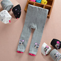 Baby Pants Boys girls cartoon knitted busha brand pp pants elastic waist toddler Leggings Kids Clothes 3-24 M