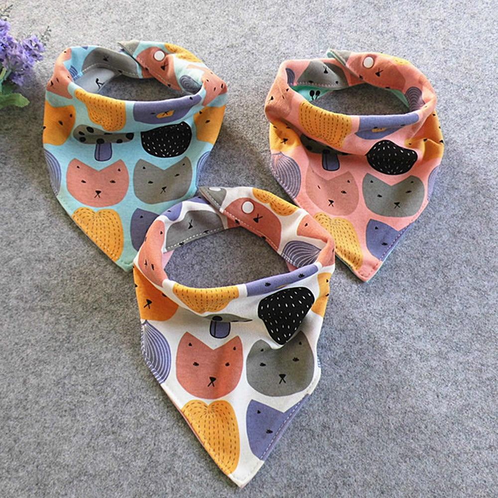 2018 New Baby Pentagramm Handtuch Schal Fütterung Kittel Lätzchen Spucktücher Feeding Smock Infant Lätzchen Spucktücher Einen Effekt In Richtung Klare Sicht Erzeugen
