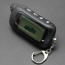Z5 ЖК-дисплей пульт дистанционного управления брелок для томагавк Z5 Z3 2-ходовая аварийная система автомобиля ЖК-дисплей удаленным стартером томагавк Z5