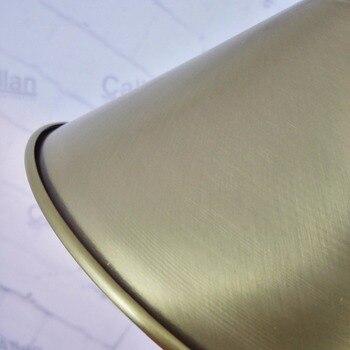 E27 النحاس مقبس D170mm النحاس سلك نسيج عاكس الضوء قلادة مصباح تركيبات النحاس أسلوب الإضاءة Led الحديثة ل غرفة المعيشة