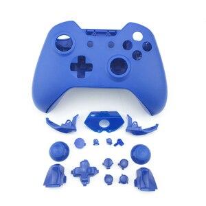 Image 2 - ل Xbox one غلاف كامل الإسكان ماتي الألوان استبدال الأصلي تحكم غطاء مخصص ساعة قذيفة ل Xbox One X1