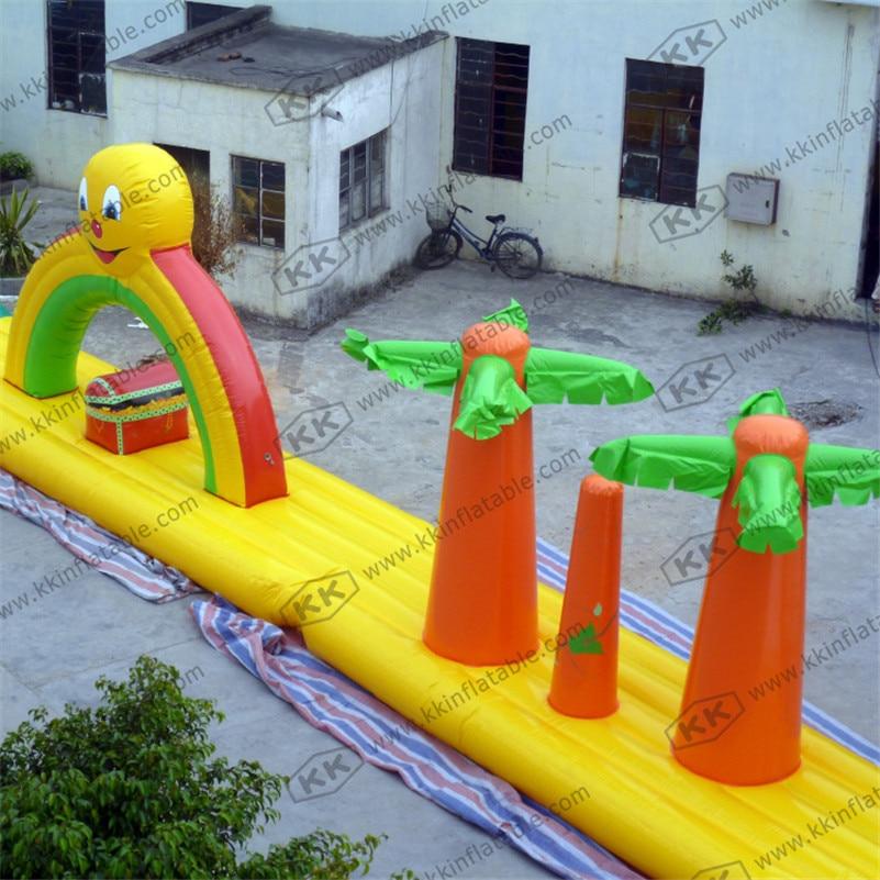 Parque De Atracciones Juegos Inflables Agua Correr Obstaculo Blog