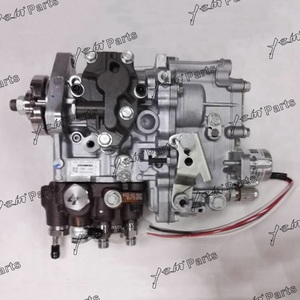 For Yanmar 4TNV88 fuel injection pump and fuel injector 4 pcs(China)