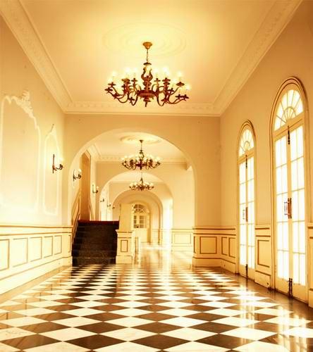Goldenen Wohnzimmer Hochzeit Foto Hintergrund Droplights Halle Fotografie Kulissen Fr Fotostudio HintergrndeChina