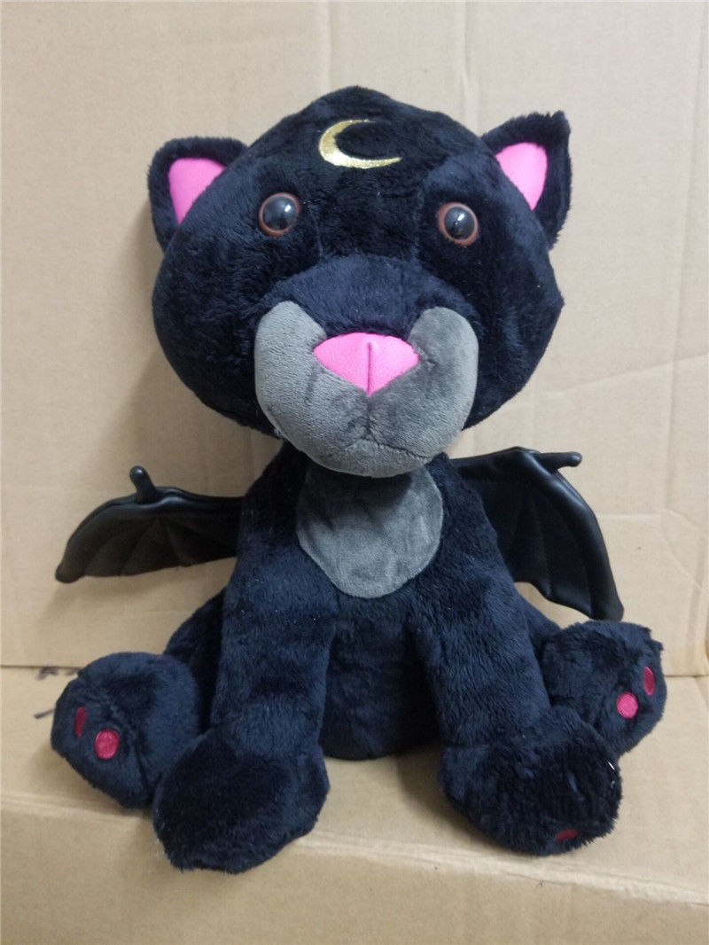 NEW KILLSTAR Binx Cat Plush Doll 12