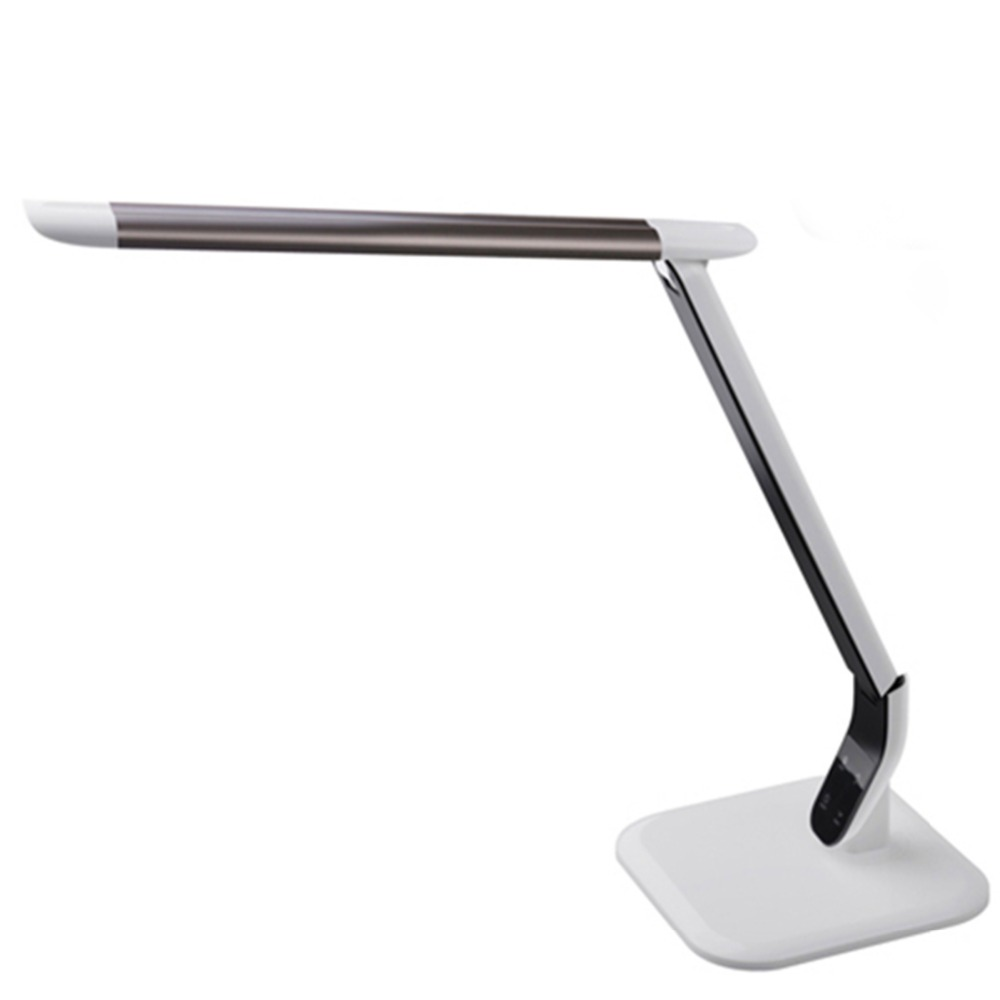 LED Eye Protection Chargeable Table Lamp 5 Dimming Levels For Study Work Read with free shipping