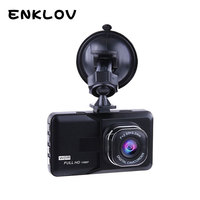 ENKLOV Car Recorder Full HD 1080P Dash Cam Clear Night Vision Car Camera Loop Recorder English
