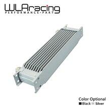 WLR RACING-алюминиевый универсальный двигатель коробка передач AN10 Масляный радиатор 10 рядов WLR7010