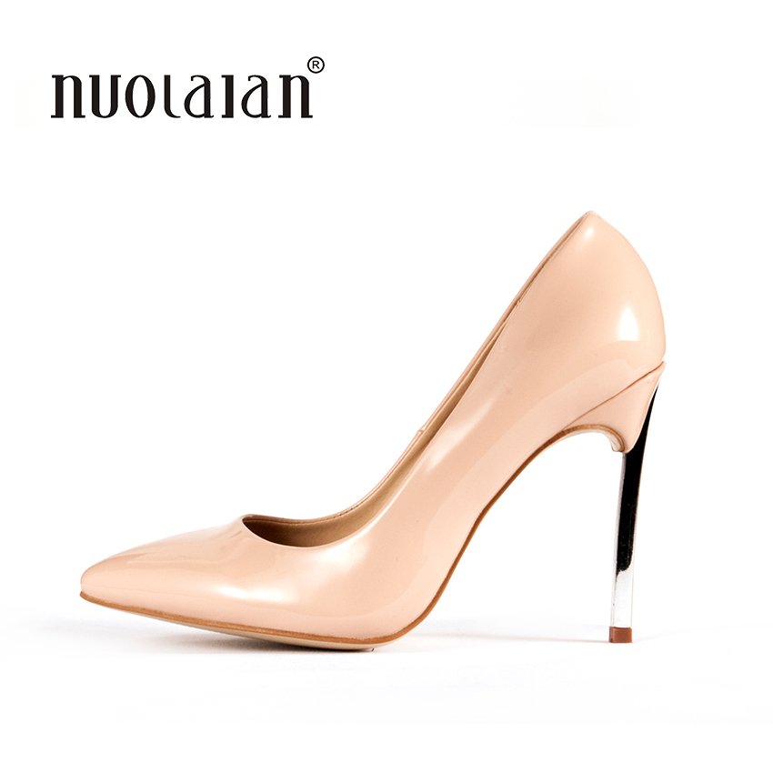 Sexy Shoes Woman High Heels Sandal Stiletto Heels Women Pumps Party Wedding Shoes Patent Leather Womens Shoes brand women shoes high heels 12cm sexy pumps shoes for women patent leather high heels wedding shoes woman high heel b 0054
