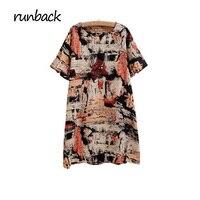 Runback Print Tshirts Women Tops Cotton O neck Shorts Sleeve Ropa Mujer Verano 2019 Vetement Femme Harajuku Shirt Graphic Tees