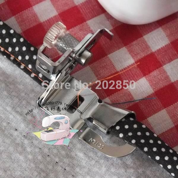 Domestic Sewing Machine Hemmer Presser Foot,Size 3/8