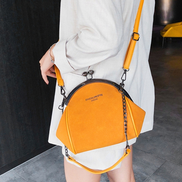 New Women Fashion Shoulder Bag Casual Crossbody Bag Small Messenger Bags Female Candy Colors Handbag Cute Flap Lady Tote
