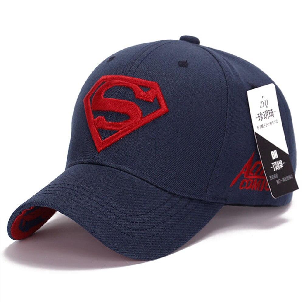 High Quality Awesome   Cap   Snapback Hat Cheap   Baseball   Steampunk Movie Crochet   Cap   fashion Unisex Adjustable Superman   baseball     cap
