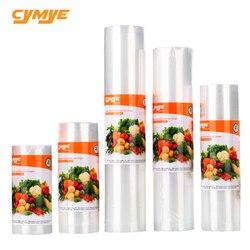Bolsas de plástico para guardar alimentos Cymye sellador al vacío