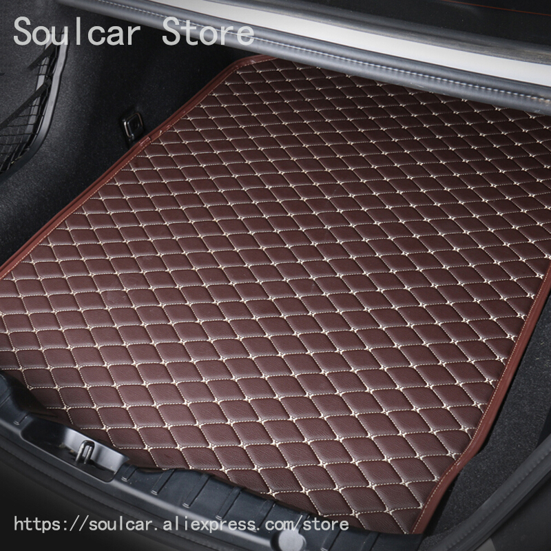 FIT FOR BMW F30 F31 E90 F10 F11 E60 F48 E83 F25 E70 F26 F15 F16 235 Series X1356 BOOT LINER REAR TRUNK CARGO TRAY MATS 3d fully enclosed short plush seat cover winter seat mats car styling for bmw f10 f11 f15 f16 f20 f25 f30 f34 e60 e70 e90