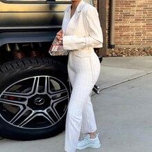 Вечерние костюмы знаменитостей Kyliejenner с расклешенным длинным рукавом, 3 предмета, вечерние костюмы в полоску, Блейзер, укороченный топ и штаны, комплект на выпускной для женщин