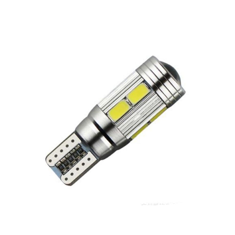 4Pcs LED αυτοκινήτου T10 Canbus W5W 10 SMD 5630 5730 - Φώτα αυτοκινήτων - Φωτογραφία 5