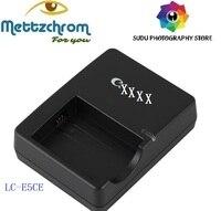 캐논 LC-E5 배터리 충전기 eos t1i xsi 450d 1000d 500d 충전기 용 LP-E5 충전기
