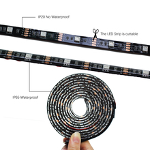 5V USB Flexible LED strip 5050 RGB Light