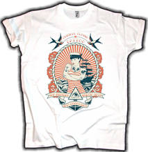 e80e93c2b Mens T Shirts Fashion 2018 Vintage Shirt Sailor Classic Tattoo Pin Up V8  Style Rockabilly Old School Retro 100% Cotto Tee Shirts