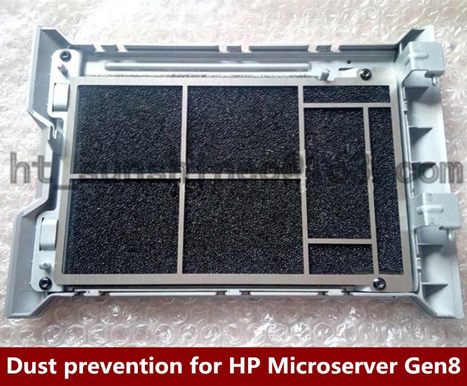Free shipping 5PCS/LOT Tray caddy Carrier Bracket dust prevention dustproof for HP Microserver Gen8 free shipping 5pcs lot rtl8151gh cg rtl8151gh 8151gh qfn32 offen use laptop p 100