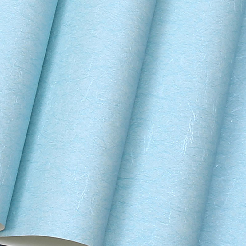 3D Modern Wall Papers Home Decor Solid Color Silk Wallpaper Blue Non Woven Wallpapers Roll for Bedroom Living Room Walls Mural fashion rustic wallpaper 3d non woven wallpapers pastoral floral wall paper mural design bedroom wallpaper contact home decor