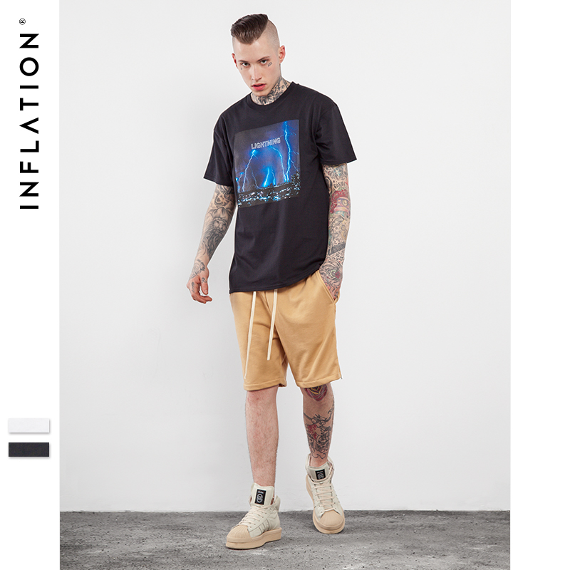 aliexpresscom buy inflation 2017 tshirt men fashion