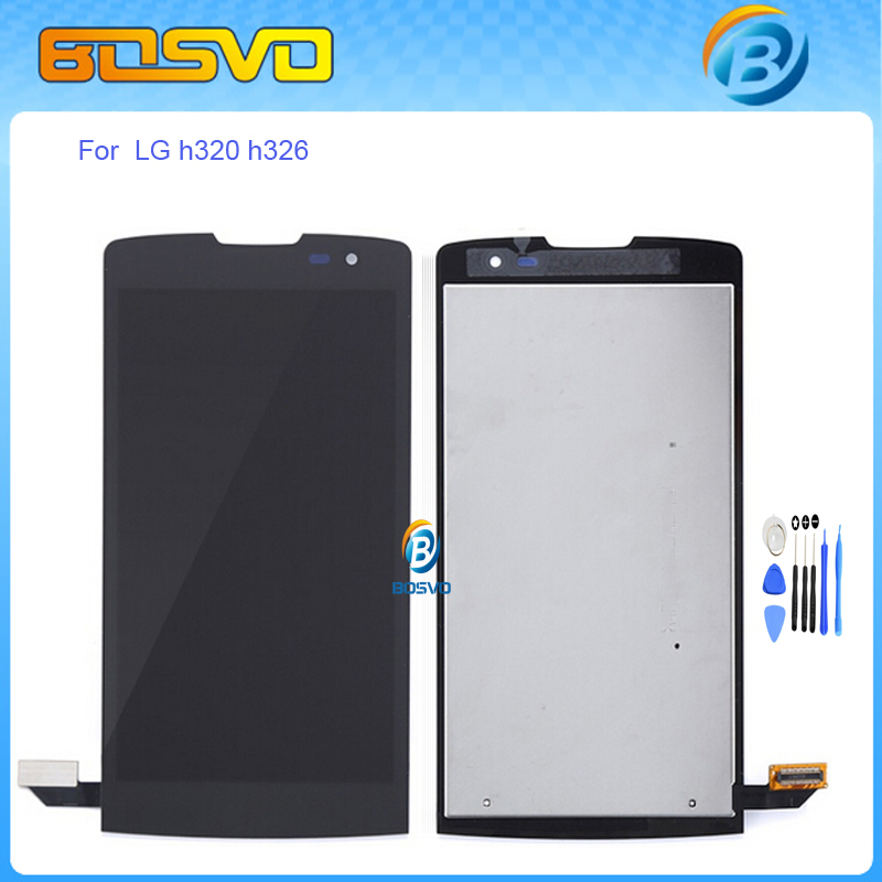 Original Replacement lcd display with touch screen digitizer For LG H340 h320 h324 H340N H326 MS345