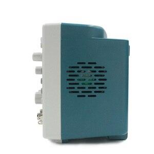 Image 4 - CDEK DSO1102P הדיגיטלי אוסצילוסקופ נייד 100 MHz 2 ערוצים 1GSa/s שיא אורך 40 K USB LCD אוסצילוסקופ להשוות DSO5102P