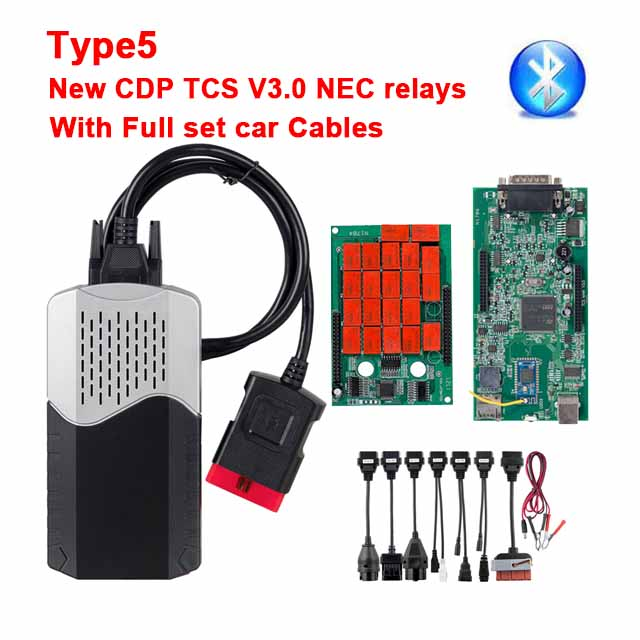 NEW cdp tcs BT cable
