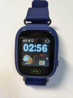 6 Colors Q90 GPS Tracking Watch Touch Screen WIFI Location Smart Watch Children SOS Call Finder