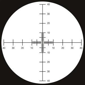 Image 5 - Eyeskey 10 × 50 内蔵レチクル距離計単眼望遠鏡防水窒素キャンプ狩猟スコープと Bak4 プリズム