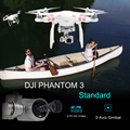 Original DJI Phantom 3 Standard Version Rc Drone With 3-Axis Gimbal RTF 2.7K HD Camera Gimbal buildin GPS system