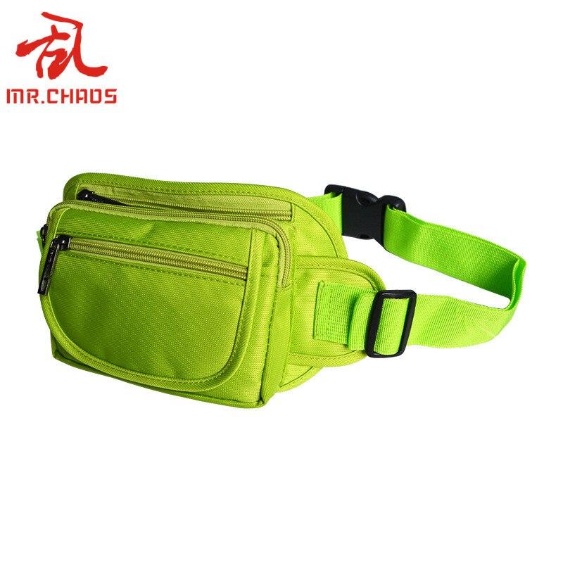 Ultra-thin Multifunction Sport Bag Running Belt Waist Pack Travel Handy Hiking Zip Pouch Phone Pack Belt Sport Running Bag City Jogging Bags