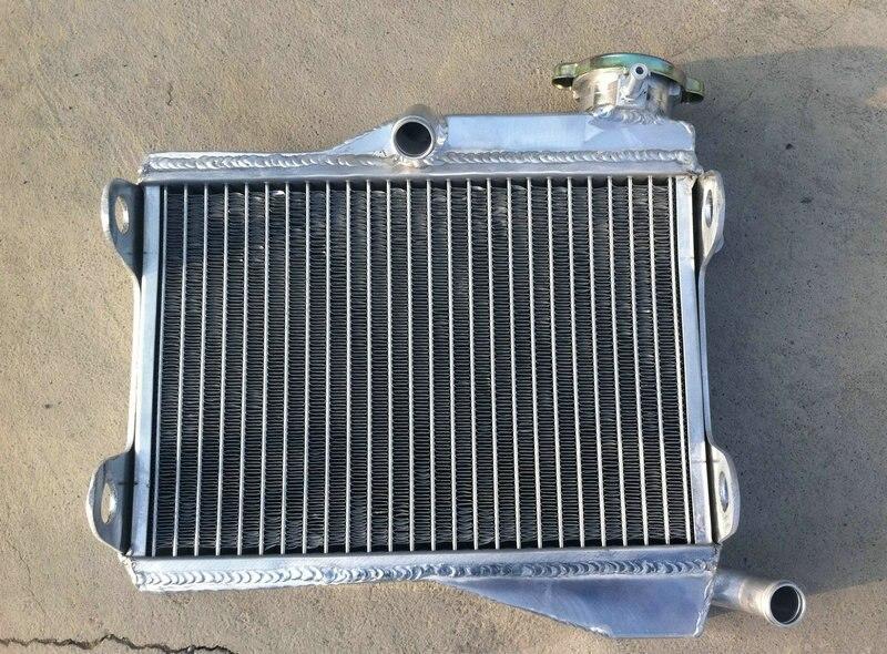 High Quality Racing Aluminum Radiator For YAMAHA RD250 RD350 LC 4L0 4L1 RD 250 350