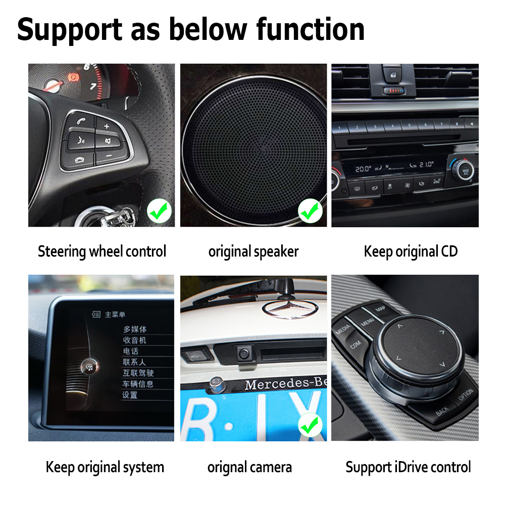 Car Android screen For BMW X1 E84 2009 2015 touch display GPS Navigation radio stereo Audio head unit multimedia player in Car Multimedia Player from Automobiles Motorcycles