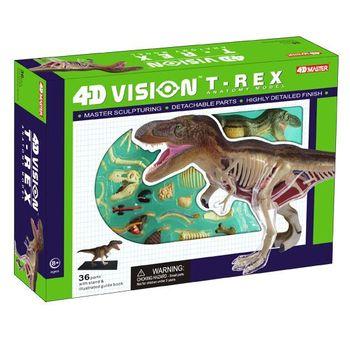 4D MASTER simulation dinosaur Medium size Tyrannosaurus anatomical model free shipping